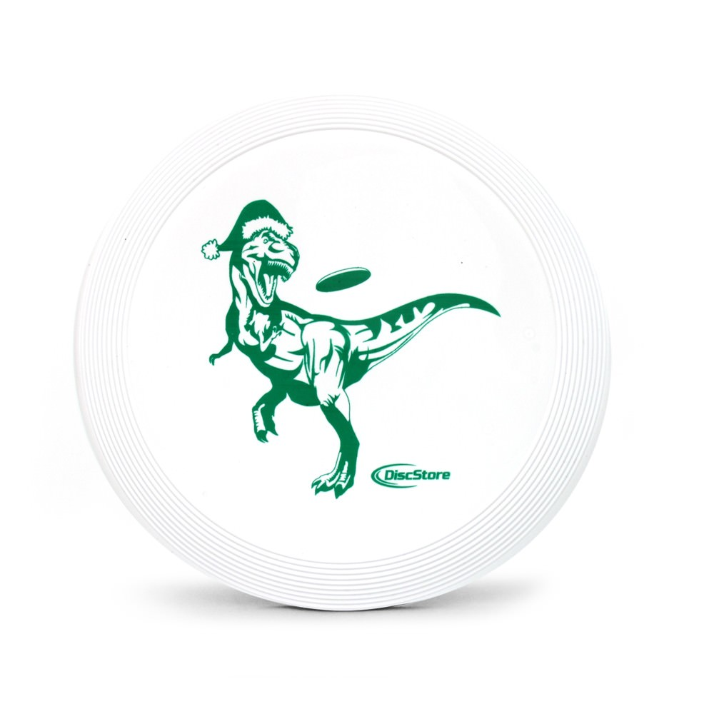 T-Rex Santa Mini Disc