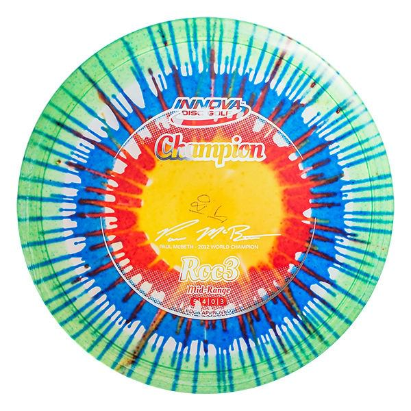 Innova Champion Roc3 Fly-Dye
