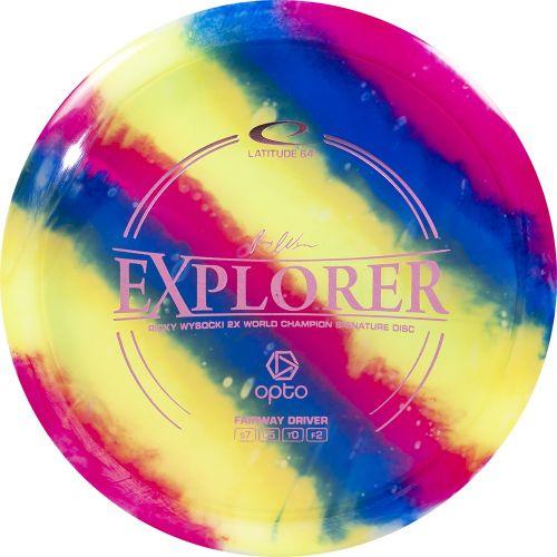 Latitude 64 Opto MyDye Explorer