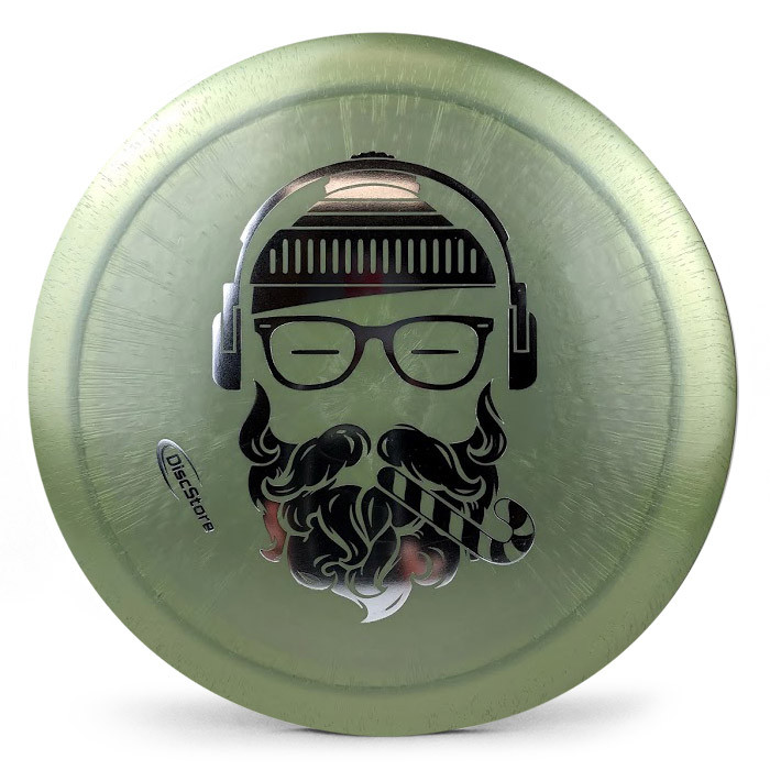 Hipster Santa Innova Shimmer Star Destroyer