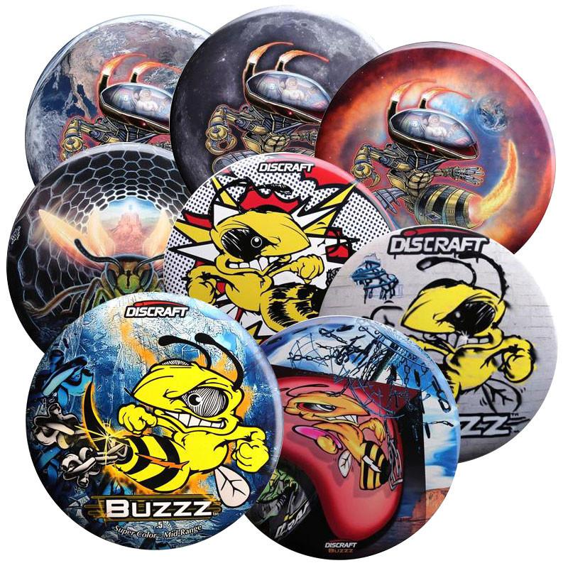 Discraft Supercolor Buzzz