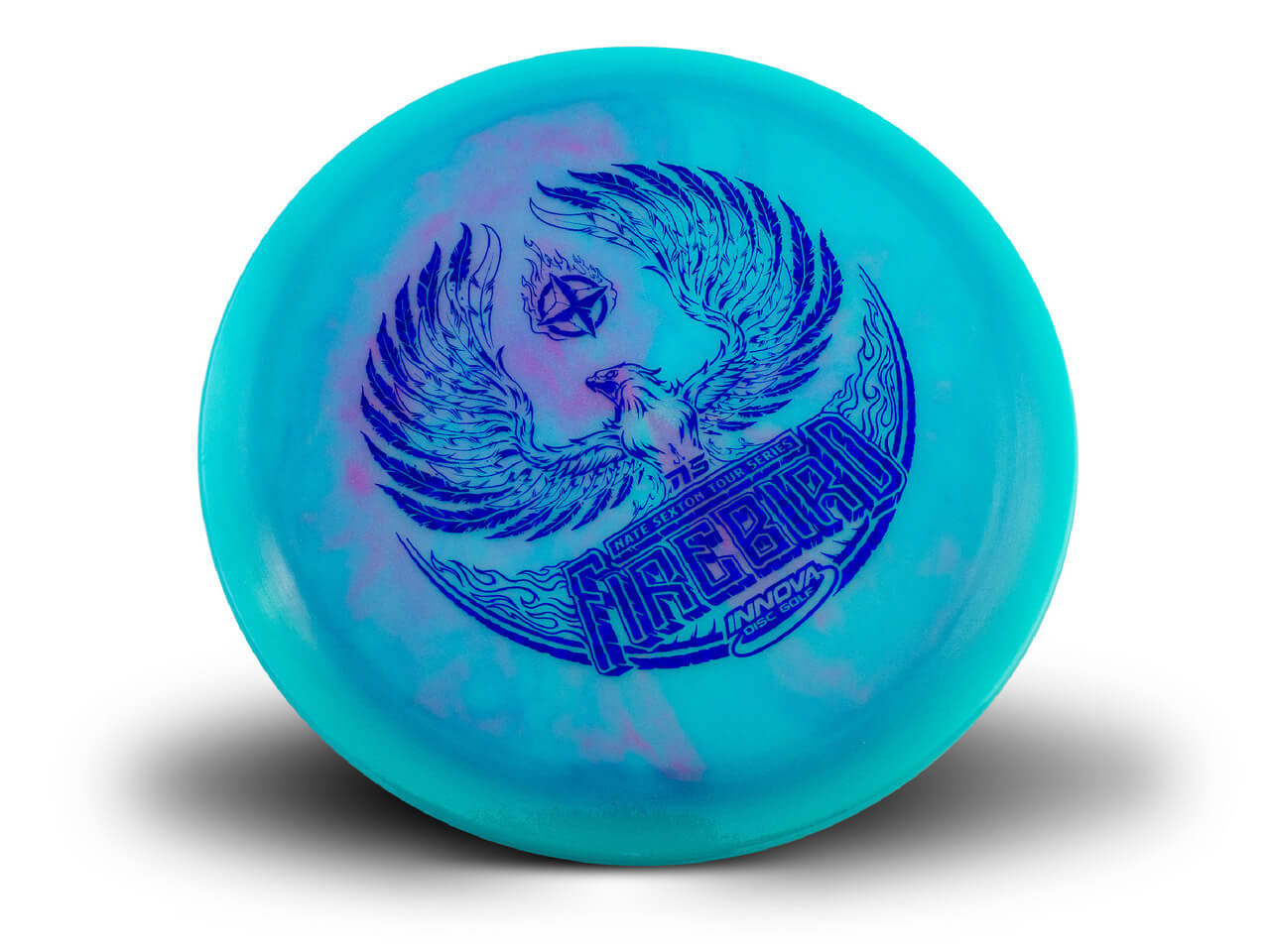 Innova Champion Color Glow Firebird 2021 Nate Sexton Tour Series
