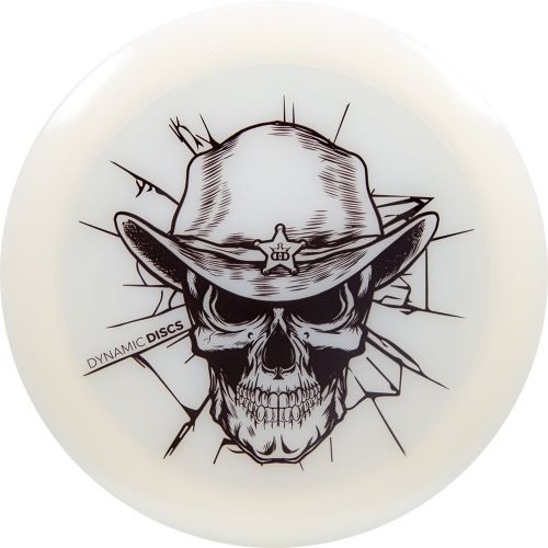 Dynamic Discs Lucid Sheriff Limited Edition