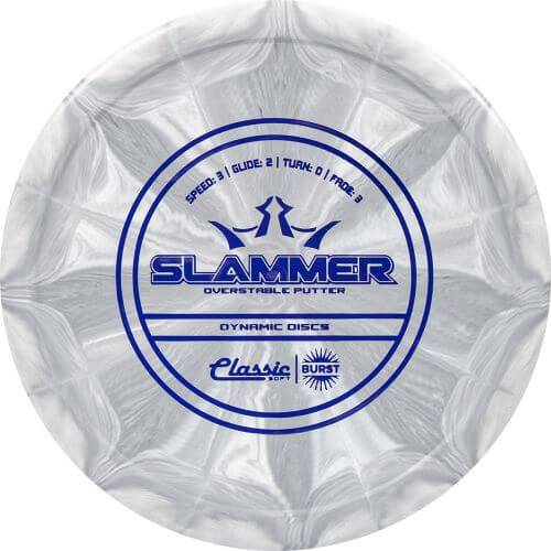 Dynamic Discs Classic Soft Burst Slammer