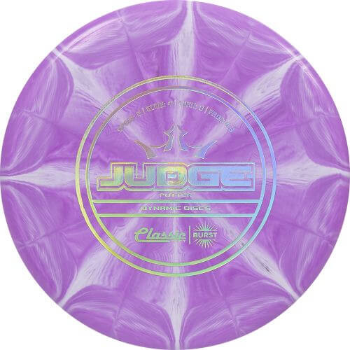 Dynamic Discs Classic Soft Burst Judge
