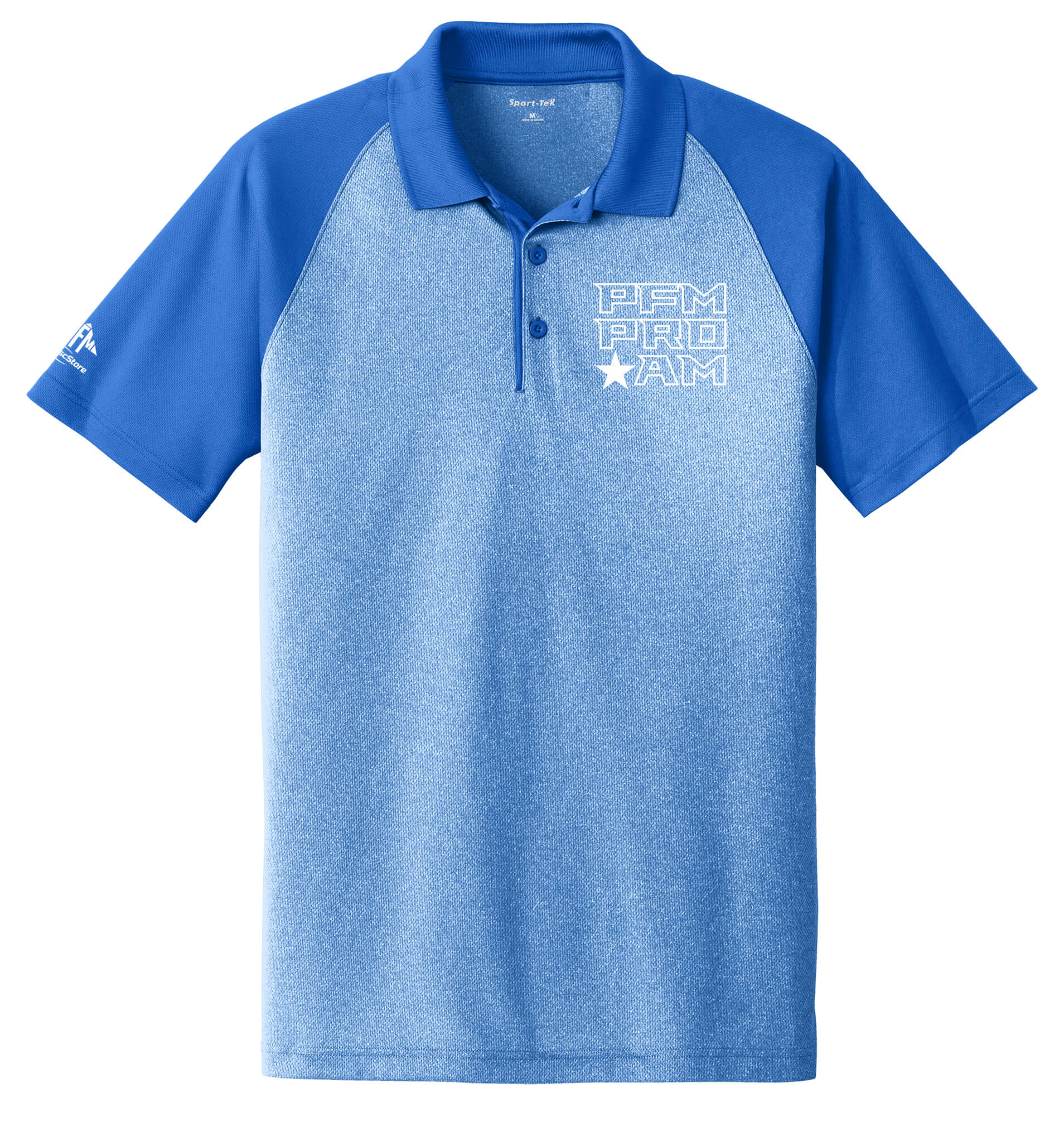 Play For More Charity Pro-Am Fundraiser Dri Fit Polo