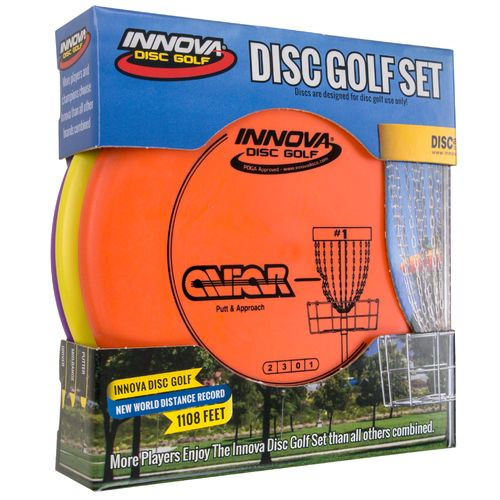 Innova Beginner Disc Golf Set