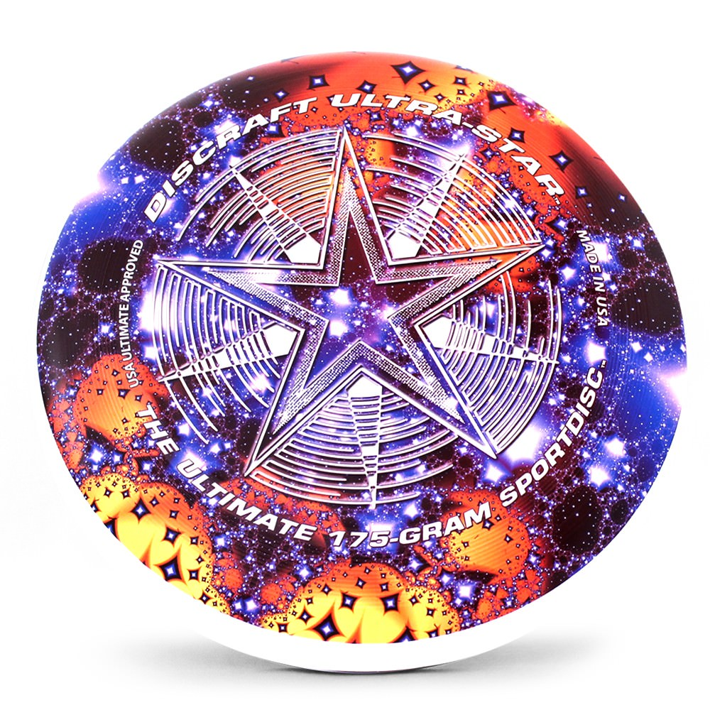 Discraft Ultra-Star Supercolor-starscape