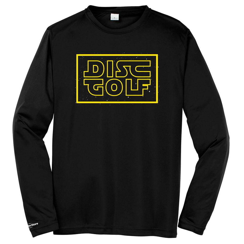 Disc Golf Galaxy Long Sleeve Jersey