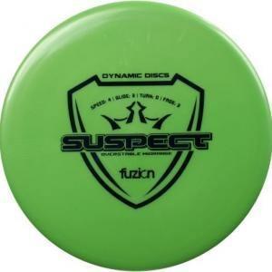 Dynamic Discs Fuzion Suspect