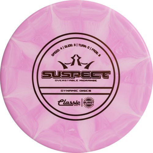 Dynamic Discs Classic Soft Burst Suspect