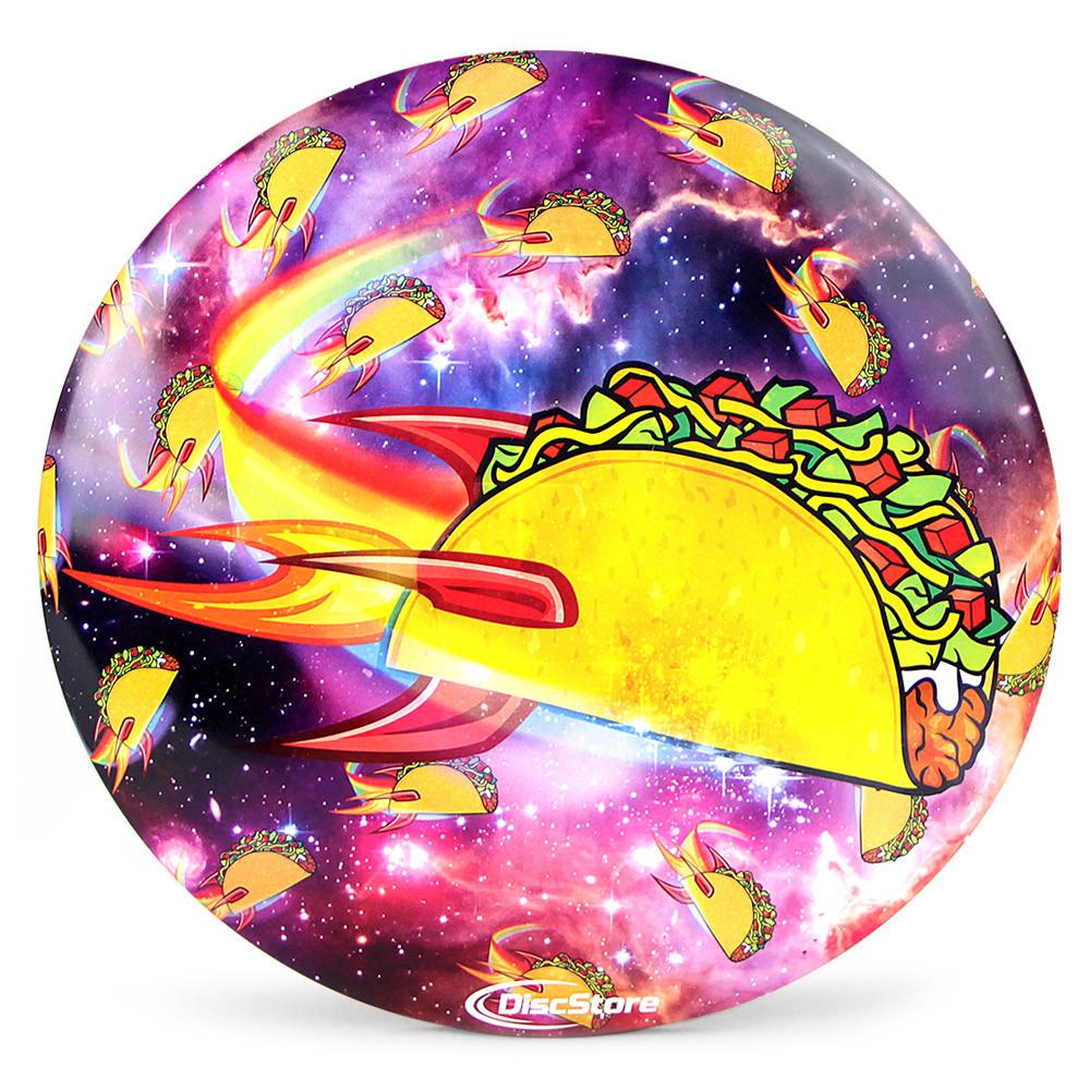 Tacos of the Galaxy Supercolor Discraft ESP Buzzz