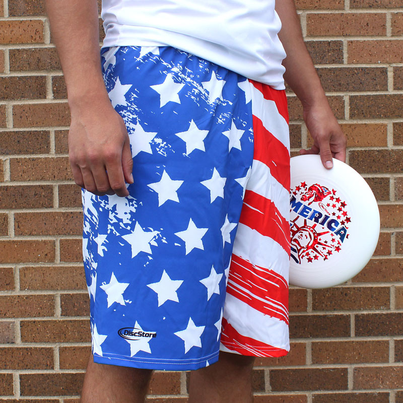 Full Sub USA VaporFlex Shorts