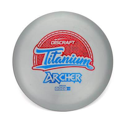 Discraft Titanium Archer