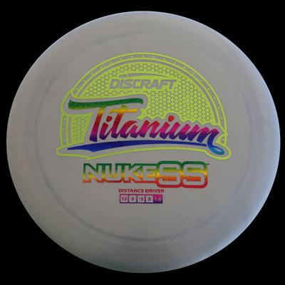 Discraft Titanium Nuke SS