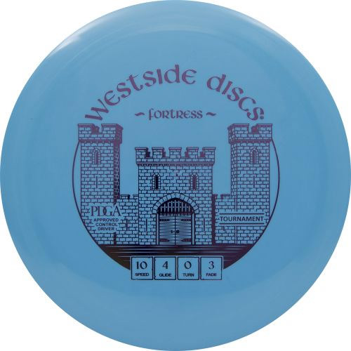 Westside Discs Tournament Fortress