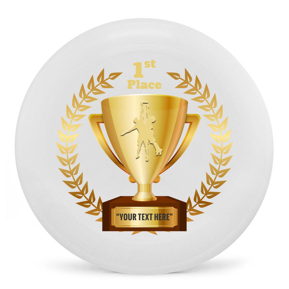 Semi-Custom Discraft Ultra-Star Trophy Ultimate Disc