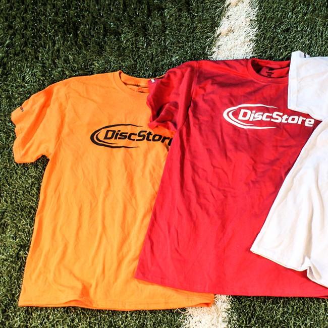 Disc Store T-Shirt