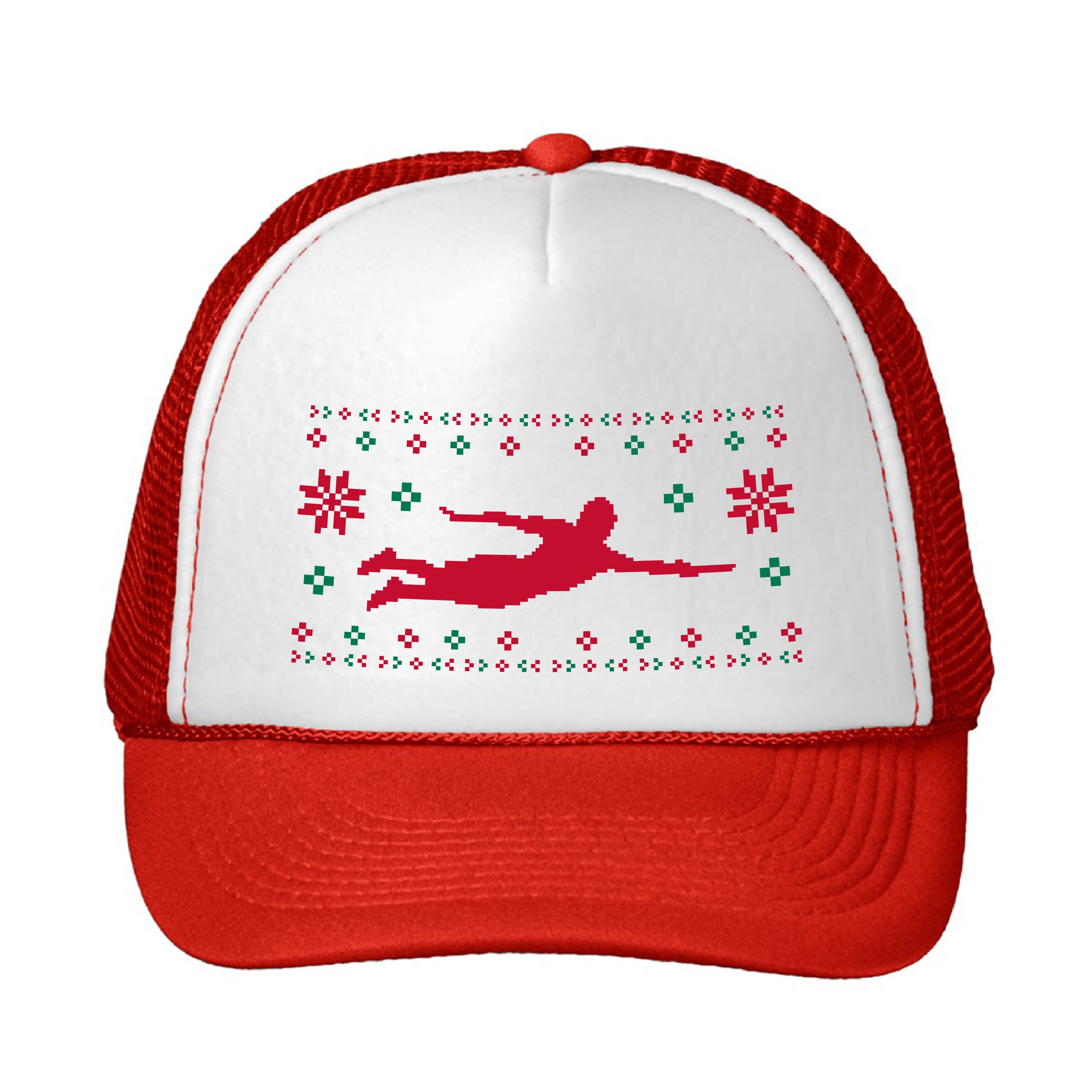 Ugly Layout Trucker Hat