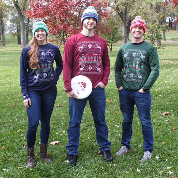 The Ultimate Ugly Sweater Long Sleeve Jersey