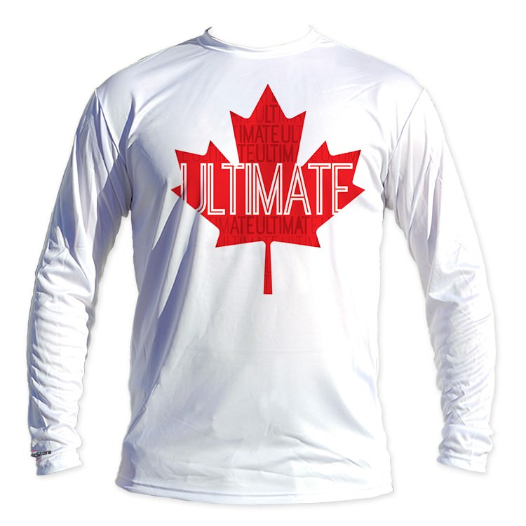 Canadian Ultimate jersey