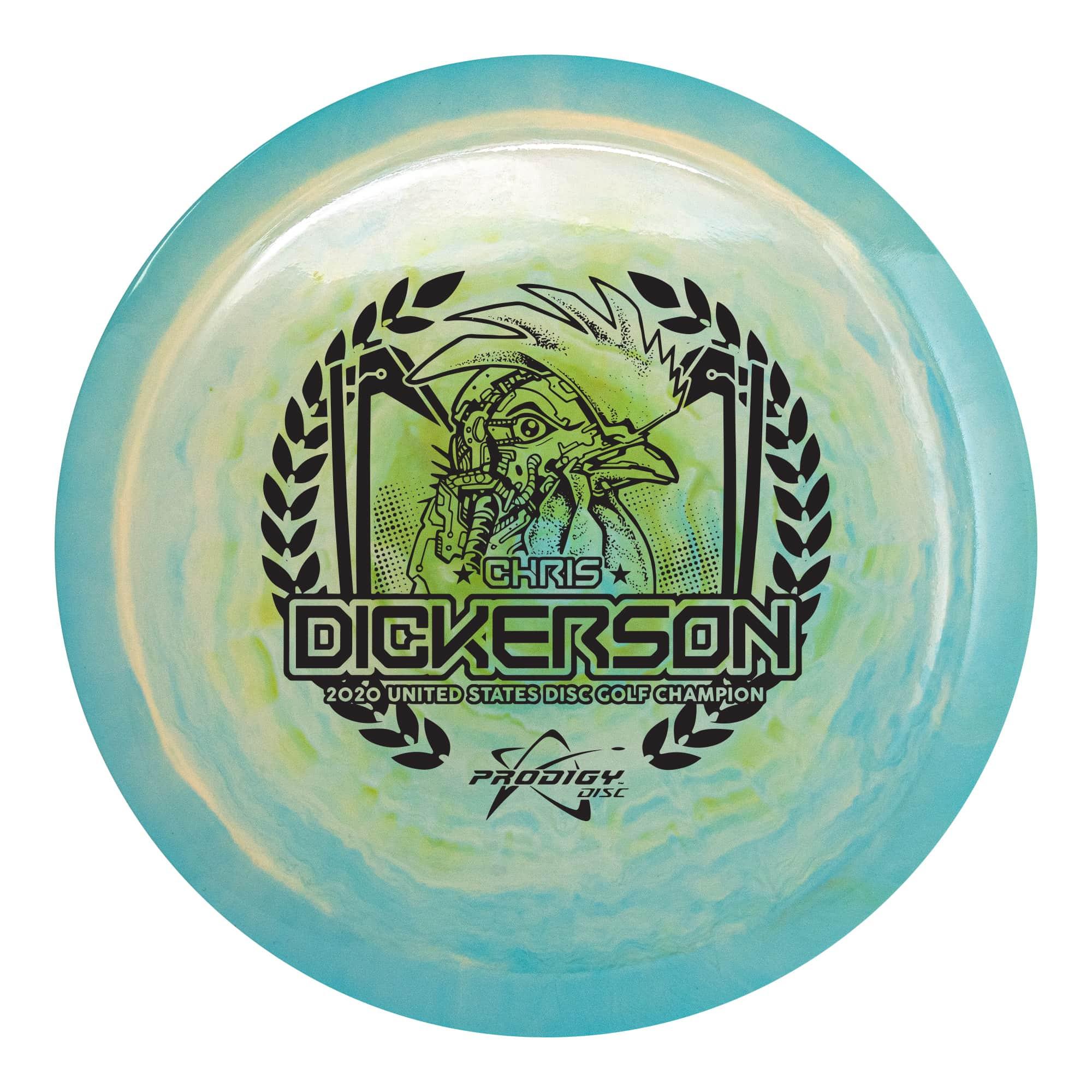 Prodigy 750 Spectrum FX-2 Chis Dickerson USDGC Champion Stamp