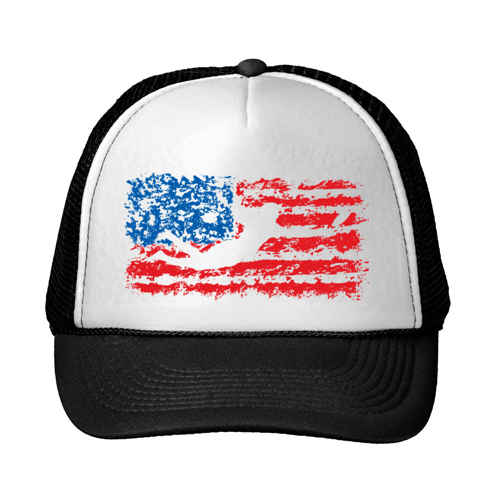 United States of Ultimate Trucker Hat
