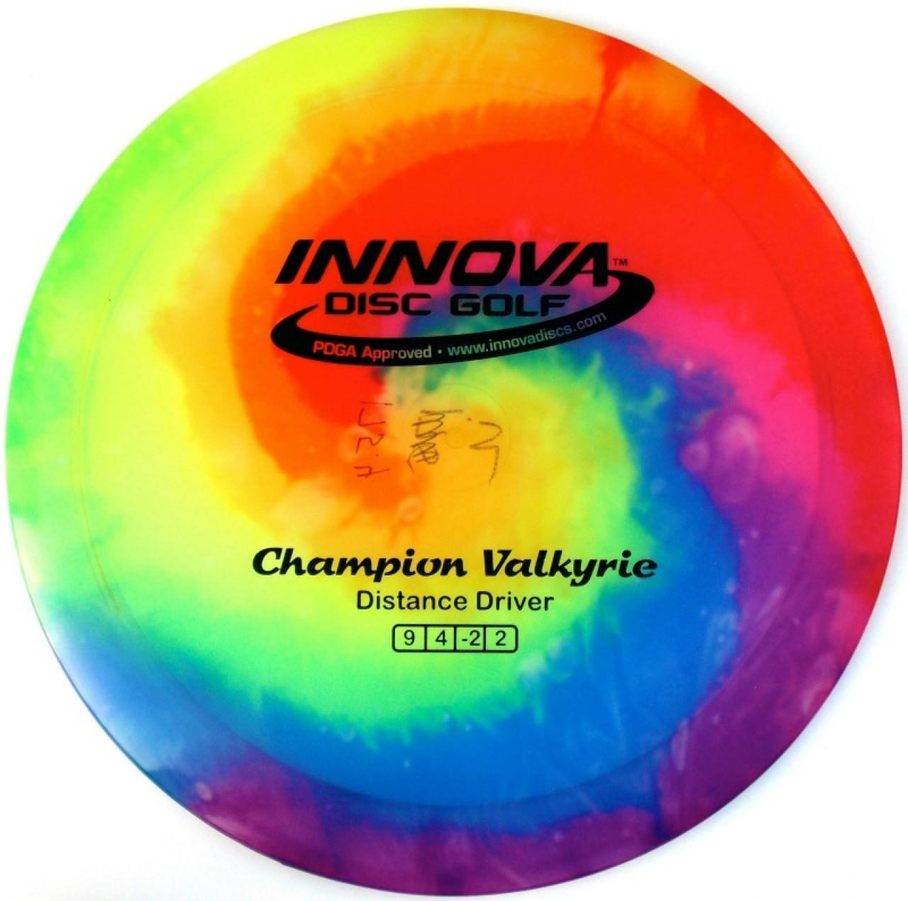 Innova Champion Valkyrie Fly-Dye
