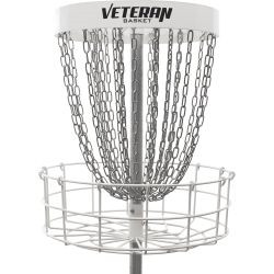 Dynamic Discs Veteran Permanent Disc Golf Basket