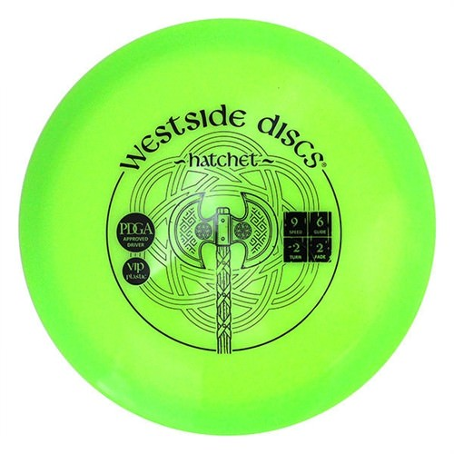 Westside Discs VIP Hatchet