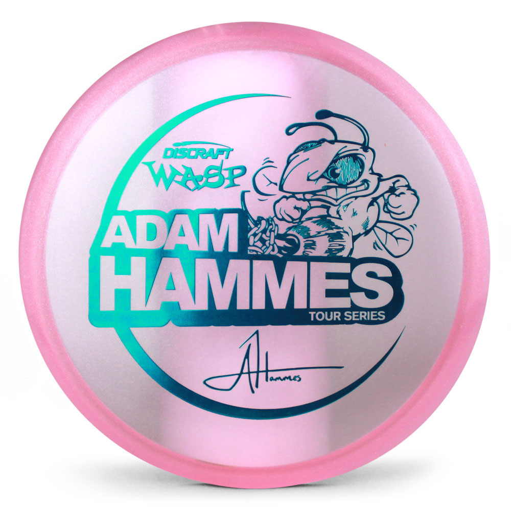 Discraft Metallic Z Wasp Adam Hammes Tour Series