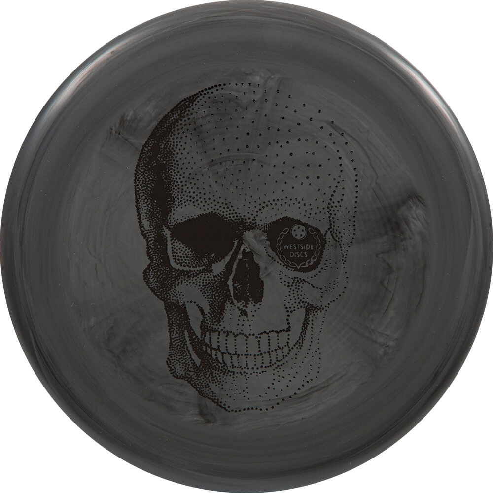 Westside Discs BT Medium Shield Happy Skull