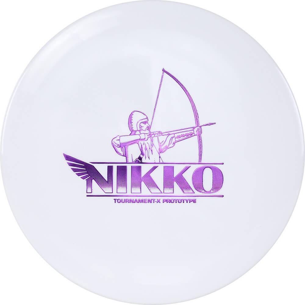 Westside Discs Tournament-X Longbowman Nikko Locastro Tour Series