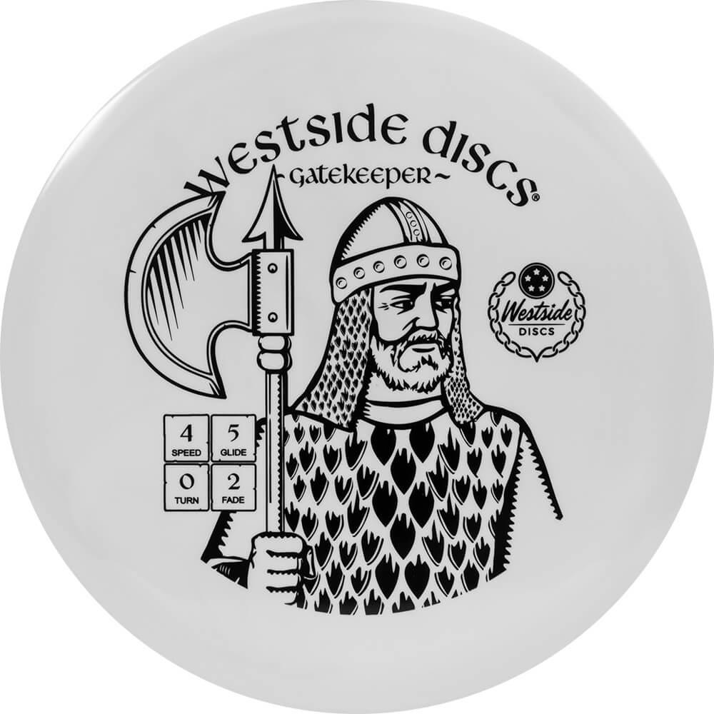 Westside Discs Tournament Gatekeeper LG Stamp