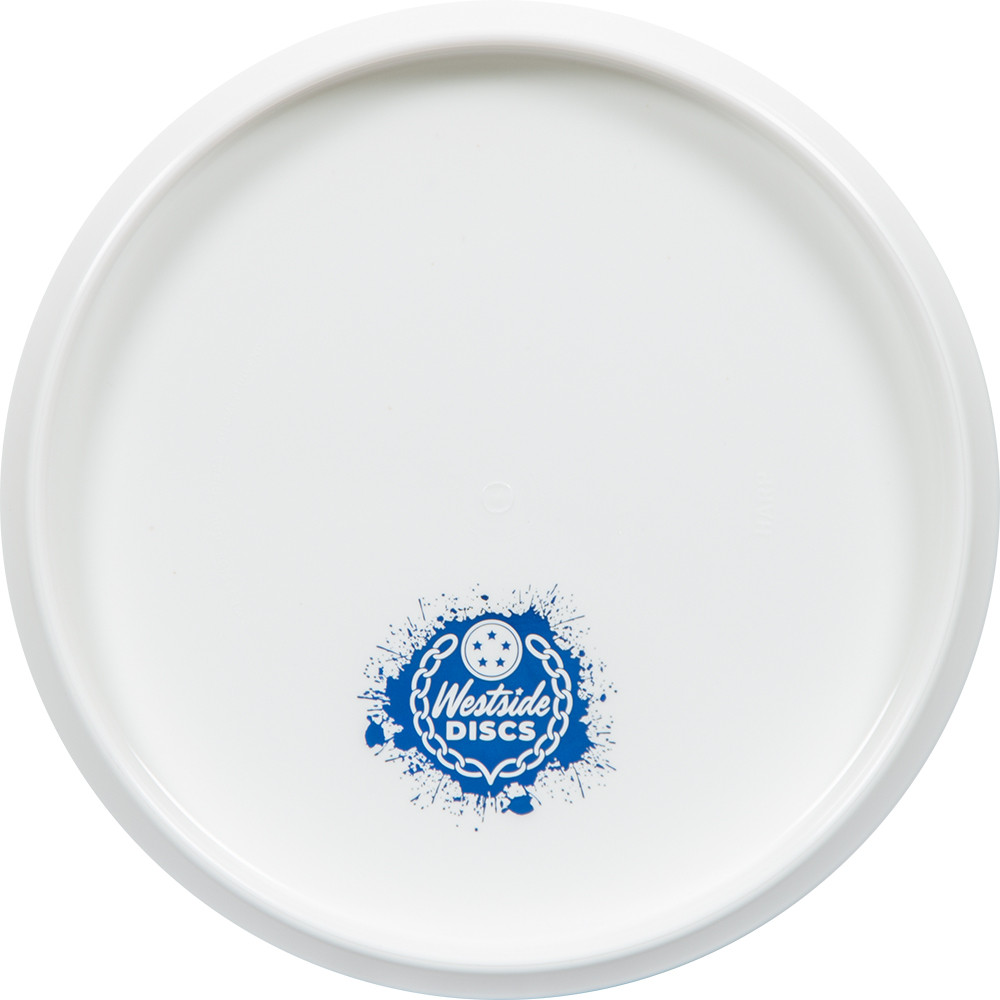 "Westside Discs Bottom Stamped Tournament Harp ""Blank Canvas"""