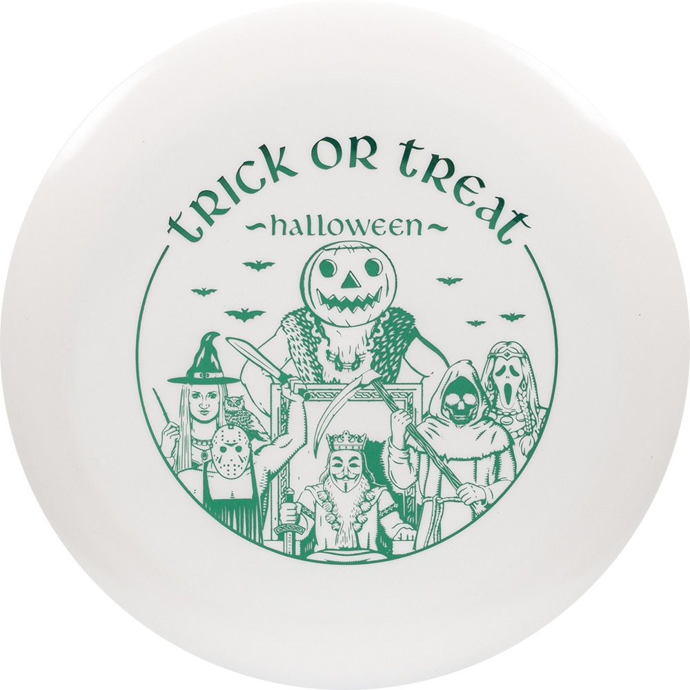 Westside Discs Trick or Treat Tournament War Horse