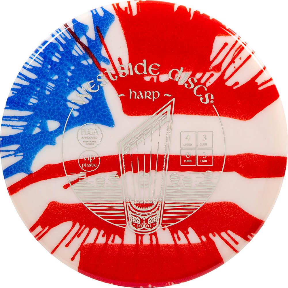 Westside Discs VIP Harp MyDye