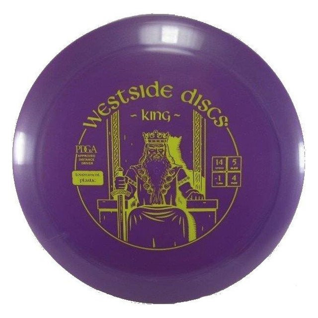 Westside Discs Tournament King