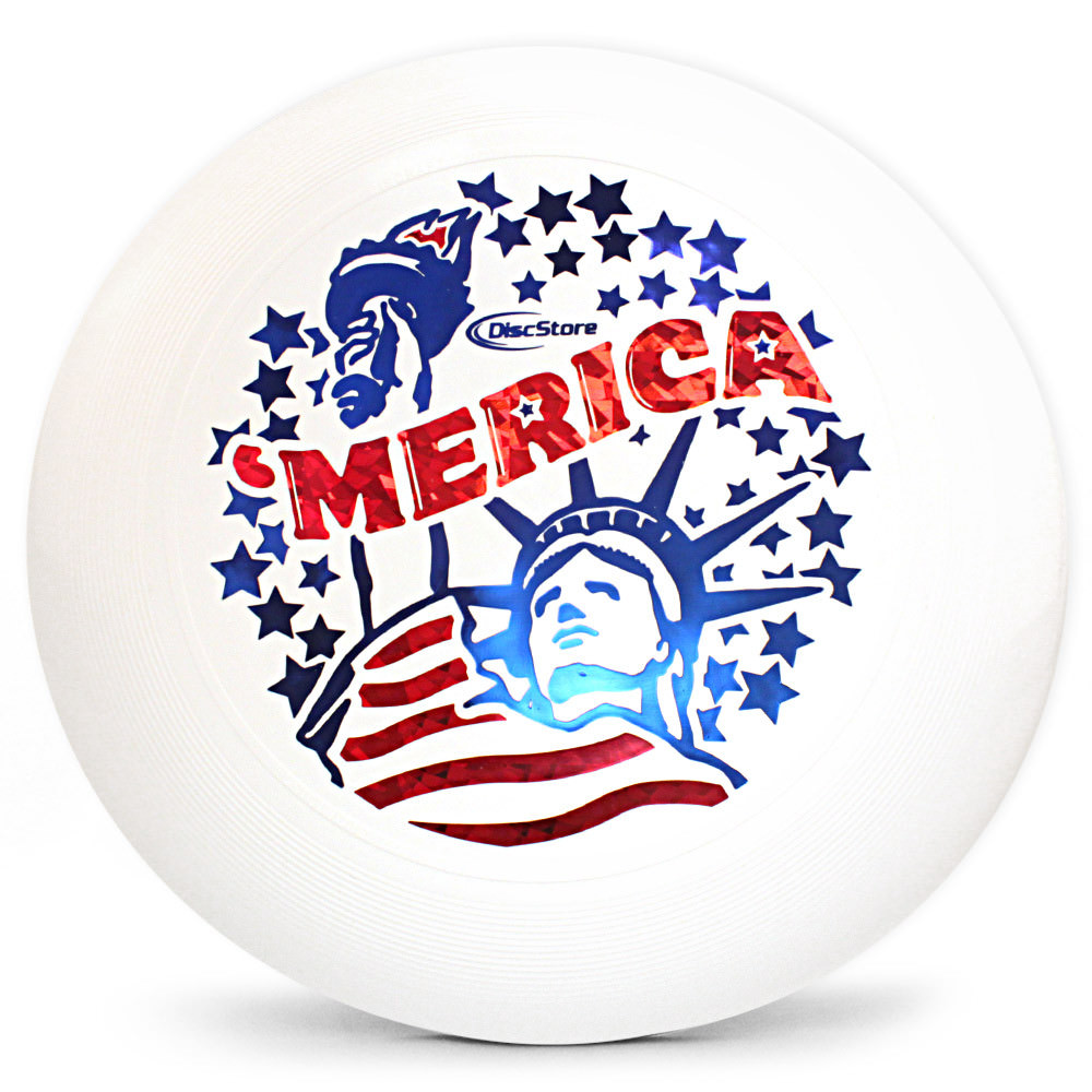 Lady Liberty Discraft Ultra-Star