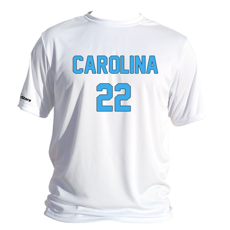 Darkside White Replica Carolina Ultimate Jersey