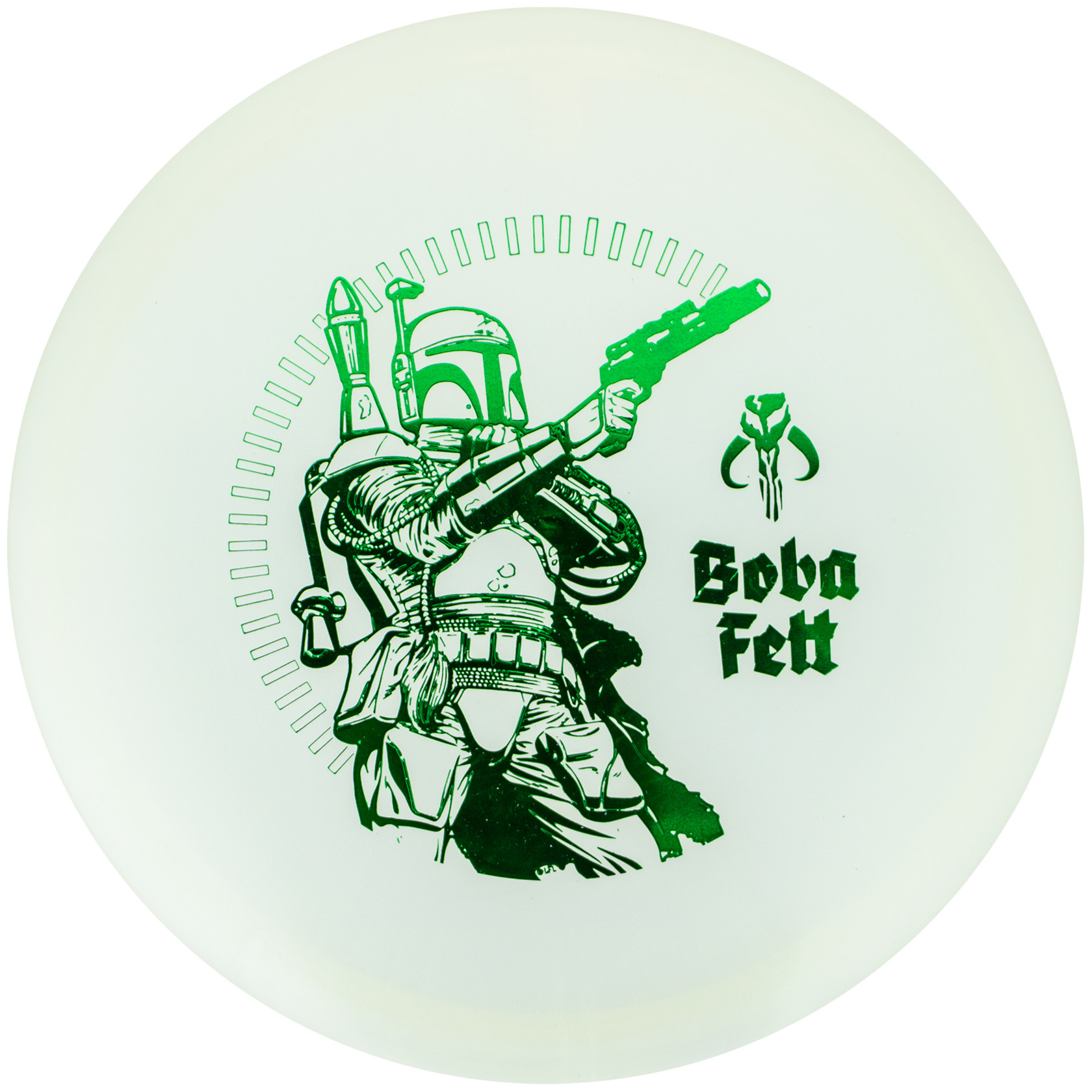 Boba Fett Discraft Elite Z Buzzz