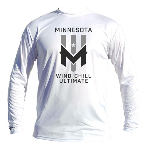Minnesota Wind Chill AUDL Long Sleeve Jersey