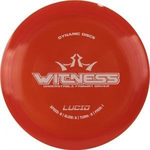 Dynamic Discs Lucid Witness