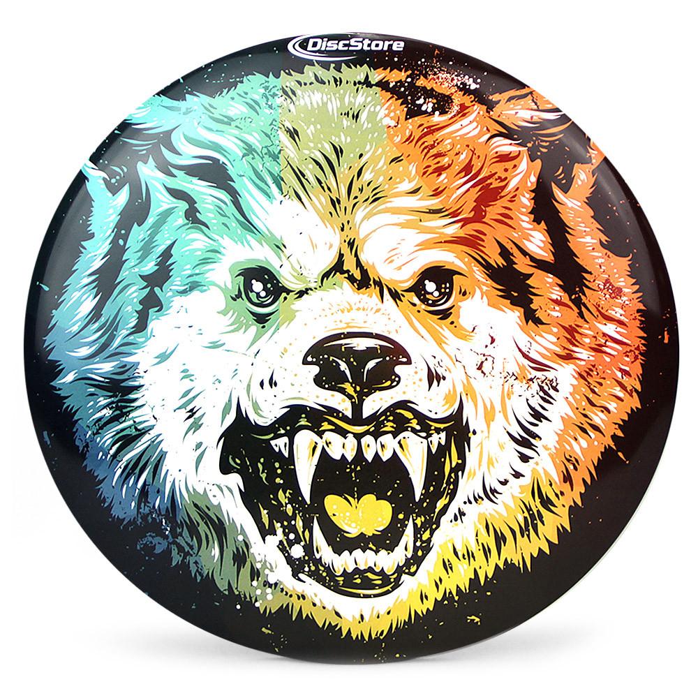Wolf Supercolor Discraft ESP Buzzz
