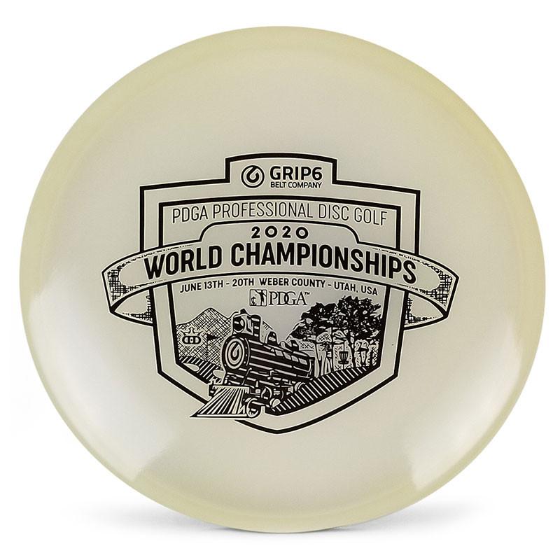 Dynamic Discs Moonshine Warden 2020 PDGA Pro Worlds Fundraiser