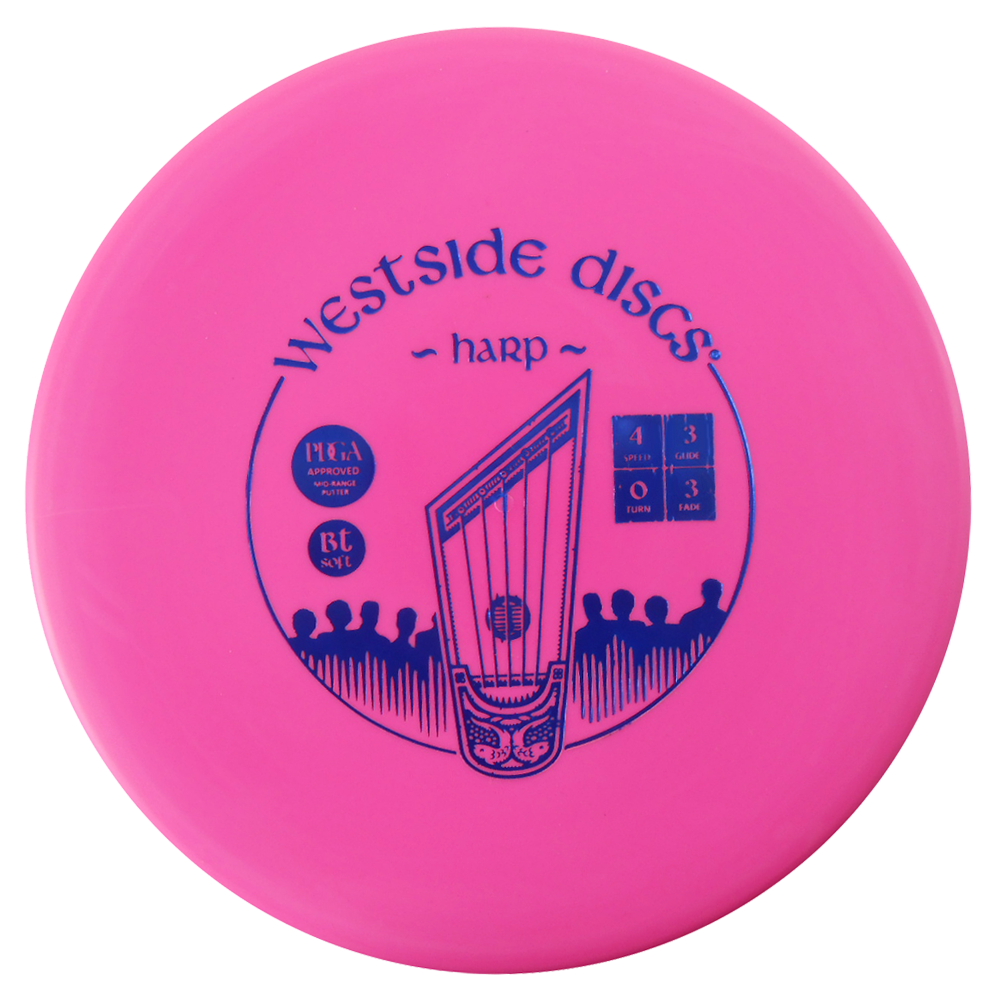 Westside Discs Bt Soft Harp