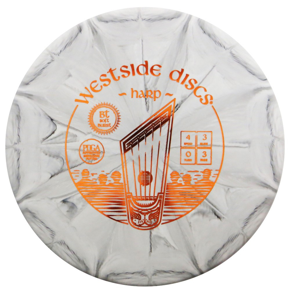 Westside Discs BT Soft Burst Harp