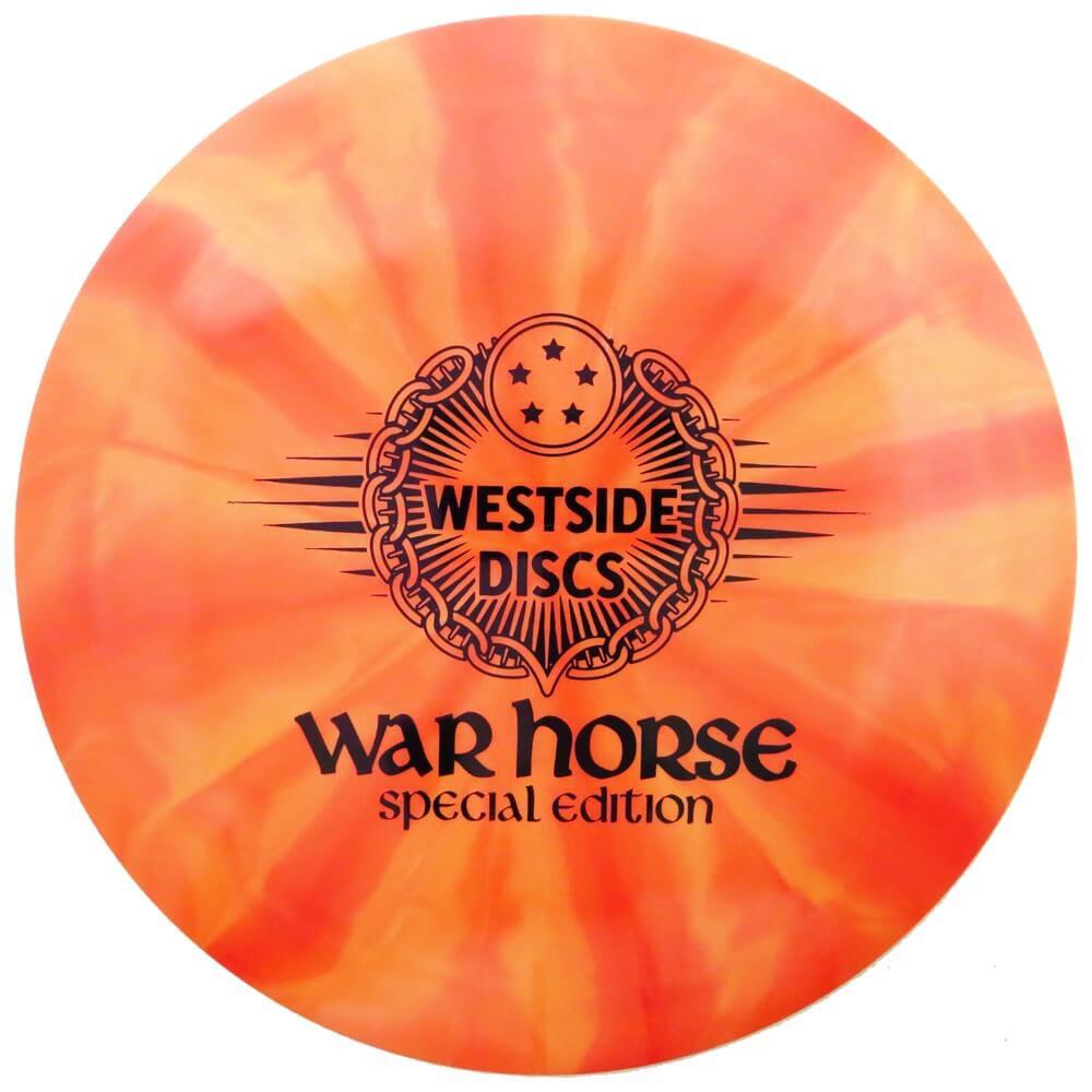 Westside Discs Special Edition Tournament X-Blend Burst War Horse