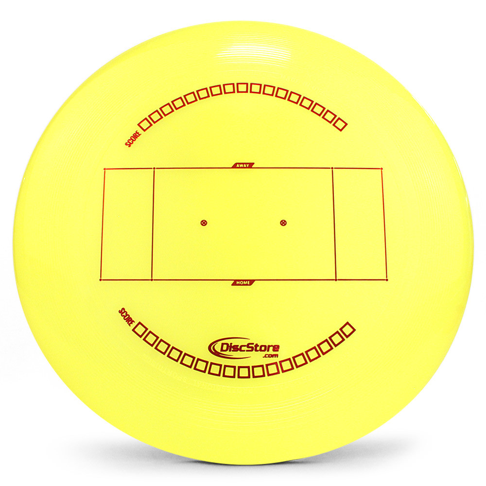 Coaching Board Discraft Ultra-Star-yellow