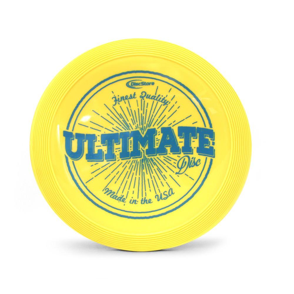 Mini Vintage Ultimate Frisbee Disc